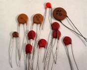 NOS High Voltage Ceramic Disc Capacitors