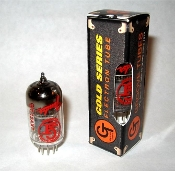 Vacuum Tube, 12AX7A-C (Groove Tubes Gold Series)