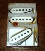 Vintage Style Pickup for Stratocaster and similar guitars. Individual pickup for bridge position.