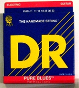 Strings, DR  Pure Blues Pure Nickel For Electric Guitar